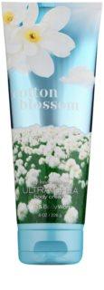 Bath & Body Works Cotton Blossom crème corps pour femme 226 ml