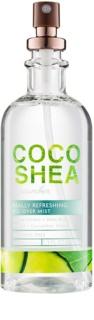 Bath & Body Works Cocoshea Cucumber spray corporal para mujer 156 ml