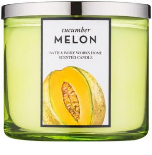 Bath & Body Works Cucumber Melon Duftkerze  411 g