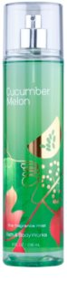 Bath & Body Works Cucumber Melon spray corpo per donna 236 ml