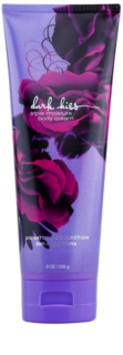 Bath & Body Works Dark Kiss crema corporal para mujer 226 g