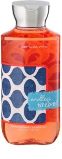 Bath & Body Works Endless Weekend гель для душу для жінок 295 мл