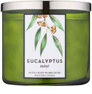 Bath & Body Works Eucalyptus Mint bougie parfumée 411 g