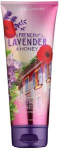 Bath & Body Works French Lavender And Honey Κρέμα σώματος για γυναίκες 226 γρ