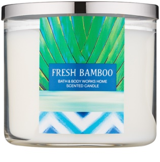 Bath & Body Works Fresh Bamboo Duftkerze  411 g