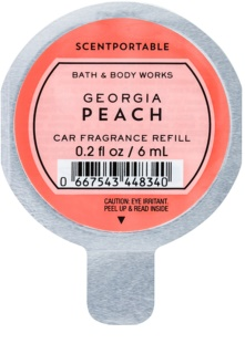 Bath & Body Works Georgia Peach Désodorisant voiture 6 ml recharge
