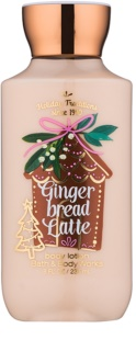 Bath & Body Works Gingerbread Latte lotion corps pour femme 236 ml
