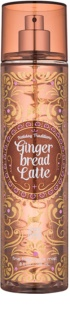 Bath & Body Works Gingerbread Latte testápoló spray nőknek 236 ml