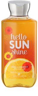 Bath & Body Works Hello Sunshine gel de dus pentru femei 295 ml