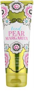 Bath & Body Works Iced Pear Margarita tělový krém pro ženy 226 g