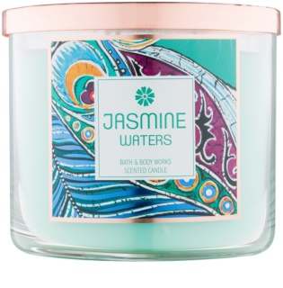 Bath & Body Works Jasmine Waters dišeča sveča  411 g