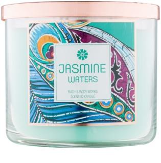 Bath & Body Works Jasmine Waters vonná svíčka 411 g