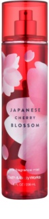 Bath & Body Works Japanese Cherry Blossom Bodyspray  voor Vrouwen  236 ml