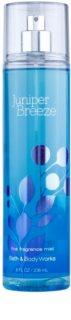 Bath & Body Works Juniper Breeze spray corporal para mujer 236 ml