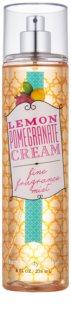 Bath & Body Works Lemon Pomegranate спрей для тіла для жінок 236 мл
