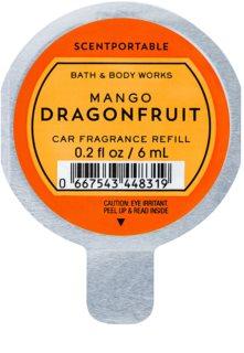 Bath & Body Works Mango Dragonfruit vůně do auta 6 ml náhradní náplň