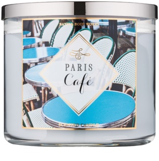 Bath & Body Works Paris Café Duftkerze  411 g