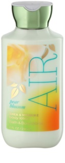 Bath & Body Works Pear Blossom Air lotion corps pour femme 236 ml