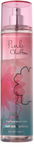 Bath & Body Works Pink Chiffon 12 spray corpo per donna 236 ml