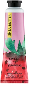 Bath & Body Works Sweet as Strawberries Hand Cream