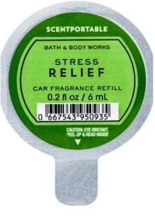 Bath & Body Works Stress Relief vôňa do auta 6 ml náhradná náplň