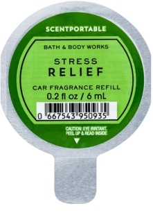 Bath & Body Works Stress Relief car air freshener Refill