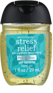 Bath & Body Works PocketBac Stress Relief gel de maini