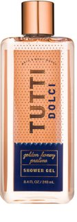 Bath & Body Works Tutti Dolci Golden Honey Praline Shower Gel for Women 248 ml