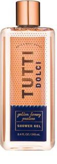 Bath & Body Works Tutti Dolci Golden Honey Praline gel de ducha para mujer 248 ml