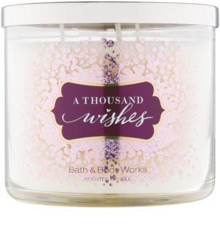 Bath & Body Works A Thousand Wishes mirisna svijeća 411 g