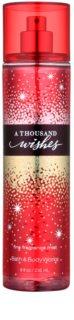 Bath & Body Works A Thousand Wishes testápoló spray nőknek 236 ml