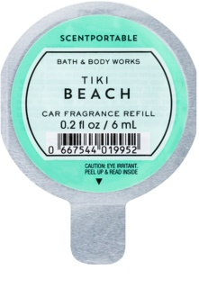 Bath & Body Works Tiki Beach Car Air Freshener 6 ml Refill