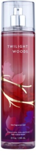 Bath & Body Works Twilight Woods spray corpo per donna 236 ml
