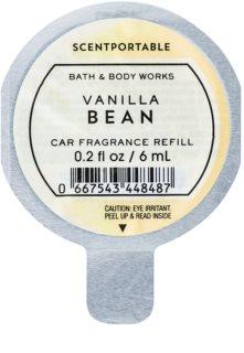 Bath & Body Works Vanilla Bean illat autóba 6 ml