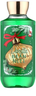 Bath & Body Works Vanilla Bean Noel Douchegel voor Vrouwen  295 ml