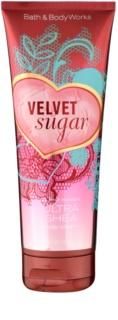Bath & Body Works Velvet Sugar крем для тіла для жінок 236 мл