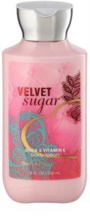Bath & Body Works Velvet Sugar Body Lotion for Women 236 ml