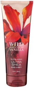Bath & Body Works Wild Madagascar Vanilla krema za tijelo za žene 236 ml