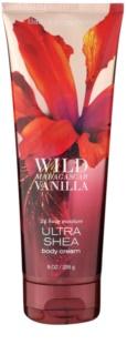 Bath & Body Works Wild Madagascar Vanilla Bodycrème voor Vrouwen  236 ml