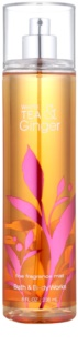 Bath & Body Works White Tea & Ginger spray corporal para mujer 236 ml