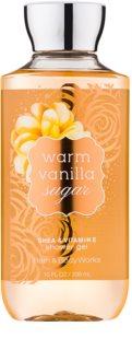 Bath & Body Works Warm Vanilla Sugar душ гел за жени 295 мл.