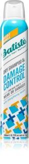 Batiste Damage Control ξηρό σαμπουάν για κατεστραμμένα και εύθραυστα μαλλιά