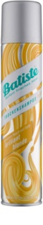 Batiste Hint of Colour shampoing sec pour cheveux blonds
