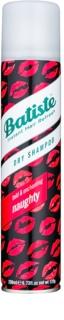 Batiste Naughty suchý šampon pro absorpci přebytečného mazu a pro osvěžení vlasů