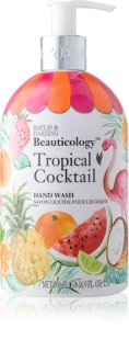 Baylis & Harding Beauticology Tropical Cocktail sapone liquido per le mani