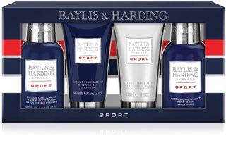 Baylis & Harding Men's Sport kit di cosmetici I.