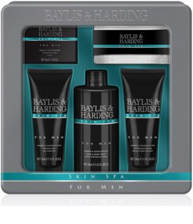 Baylis & Harding Skin Spa for Men  set cosmetice I.