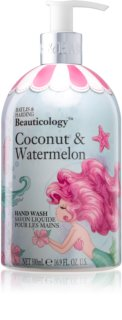 Baylis & Harding Beauticology Coconut & Watermelon mydło do rąk w płynie