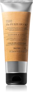 Baylis & Harding Fuzzy Duck  shampoing pour barbe corps et cheveux