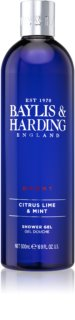 Baylis & Harding Men's Citrus Lime & Mint gel de dus